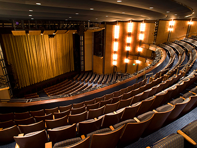 Acoustic Design Firm Concert Hall