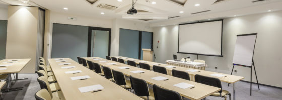 Acoustic design Modern lecture room