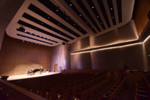 Academic performance spaces require supportive acoustics