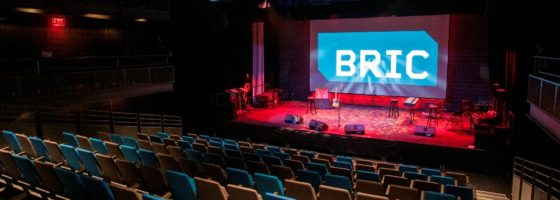 Audio and Video Systems Engage Audiences at BRIC